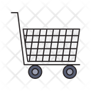 Cart Trolley Basket Icon