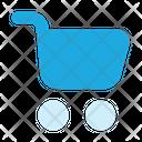 Shopping Ecommerce Basket Icon
