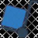 Cart Boxes Parcel Icon