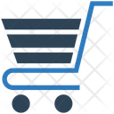 Cart Trolly Ecommerce Icon