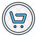 Cart Buy Button Icon