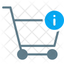 Cart Trolley Info Icon
