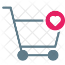 Cart Trolley Favorite Icon