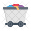 Cart Trolley Clothes Icon