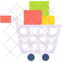 Cart Sale Smart Cart Icon