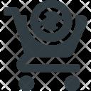 Cart Action Shop Icon