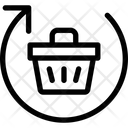 Reload Basket Icon