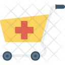 Cart Medical Medicalcart Icon