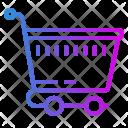 Bag Cart Checkmark Icon