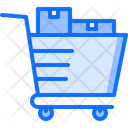 Cart Box Purchase Icon