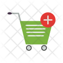 Cart Trolley Online Icon
