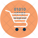 Cart And Codes Icon