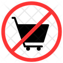 Commercial Product Cart Icon