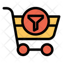 Cart Filter Icon