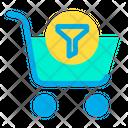 Buy Cart Ecommerce Icon