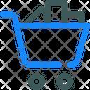 Cart Trolley Buy Icon