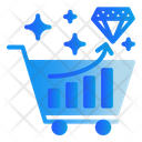 Cart Investment Icon