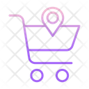 Cart Location Icon