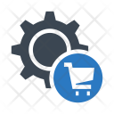 Cart Gear Option Icon