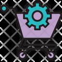 Cart Settings Icon