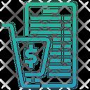 Cart Summary Icon