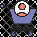 Cart User Icon