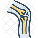 Cartilage Disease Femur Icon