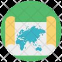 Cartography Icon