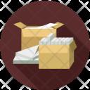 Carton Icon
