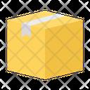 Carton Box Parcel Icon