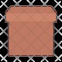 Carton Box Package Icon