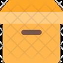 Carton Box Box Parcel Icon