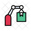 Carton Crane Icon