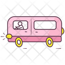 Cartoon Bus Icon