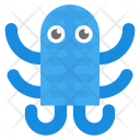 Cartoon Crab Icon