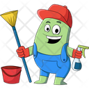 Cartoon Character Character Icon