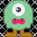 Cartoon Monster Icon