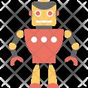 Cartoon Intelligence Artificial Icon