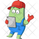 Cartoon Character Character Icon