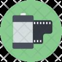 Cartridge Film Reel Icon