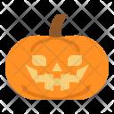 Carve Pumpkin Halloween Icon