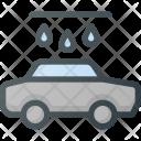 Carwash Wash Drop Icon