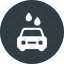 Carwash Direction Location Icon