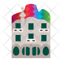 Casa batllo Icon