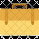 School Bag Briefcase Suitcase Icon