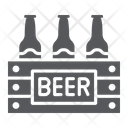 Case Beer Alcohol Icon