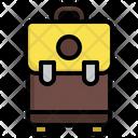 Case Travel Note Case Icon