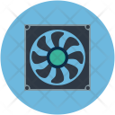 Case Fan Computer Icon
