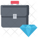 Brilliant Diamond Case Icon