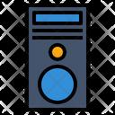 Case Data Computer Hardware Icon